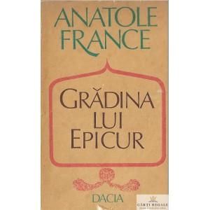 GRADINA LUI EPICUR de ANATOLE FRANCE