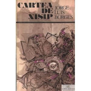 CARTEA DE NISIP de JORGE LUIS BORGES