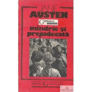 MANDRIE SI PREJUDECATA de JANE AUSTEN