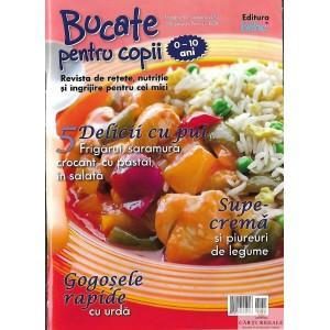 BUCATE PENTRU COPII NR. 8 (NOIEMBRIE) 2010