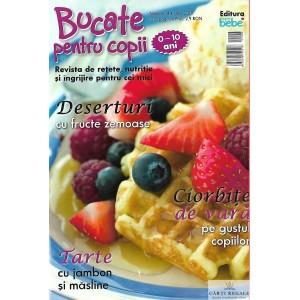 BUCATE PENTRU COPII NR. 4 (IUNIE) 2010