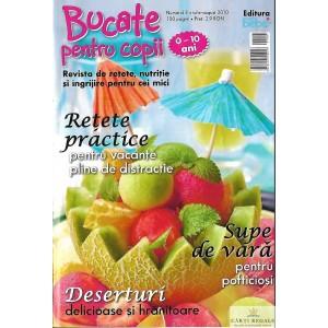 BUCATE PENTRU COPII NR. 5 (IULIE-AUGUST) 2010