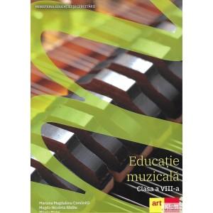 EDUCATIE MUZICALA. MANUAL PENTRU CLASA A VIII A de MARIANA MAGDALENA COMANITA ED. ART KLETT