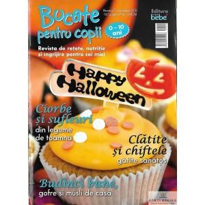 BUCATE PENTRU COPII NR. 7 (OCTOMBRIE) 2010