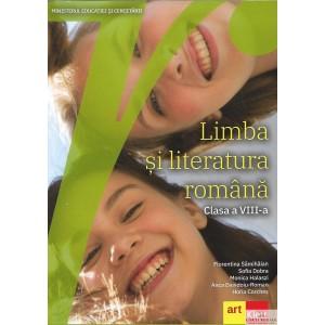 LIMBA SI LITERATURA ROMANA CLASA A VIII A de FLORENTINA SAMIHAIAN ED. ERT KLETT