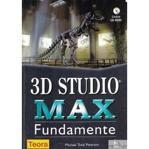 3D STUDIO MAX FUNDAMENTE de MICHAEL TODD PETERSON