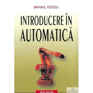 INTRODUCERE IN AUTOMATICA de MIHAIL VOICU