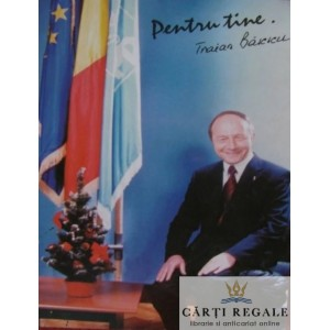CARTE POSTALA (ILUSTRATA) - CALENDAR 2004 BASESCU