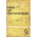 ROMANII SUPT MIHAI-VOIEVOD VITEAZUL de N. BALCESCU VOLUMUL 2