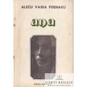 ANA de ALECU VAIDA POENARU