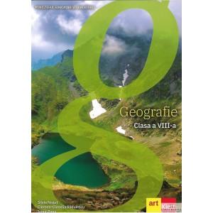 GEOGRAFIE - MANUAL PT CLS A VIII A de SILVIU NEGUT ED. ART KLETT