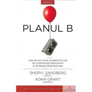 PLANUL B de SHERYL SANDBERG
