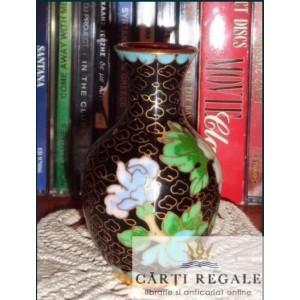 Vaza chinezeasca Cloisonne 7 cm