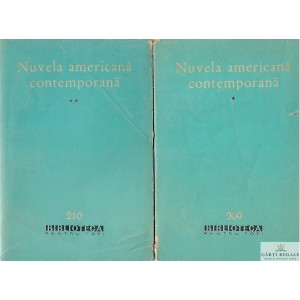 NUVELA AMERICANA CONTEMPORANA 2 VOLUME