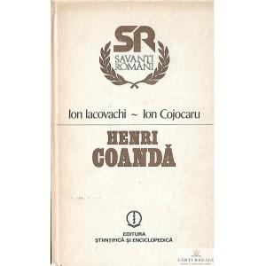 HENRI COANDA de ION IACOVACHI si ION COJOCARU