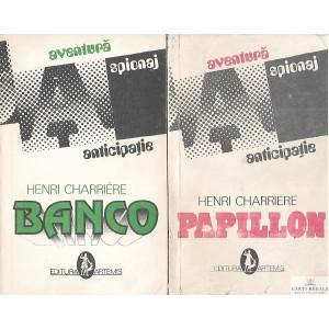 PAPILLON. BANCO de HENRI CHARRIERE 2 VOLUME