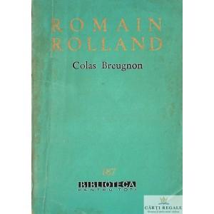 COLAS BREUGNON de ROMAIN ROLLAND