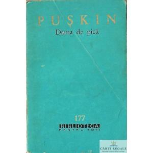 DAMA DE PICA de A. S. PUSKIN
