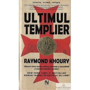 ULTIMUL TEMPLIER de RAYMOND KHOURY