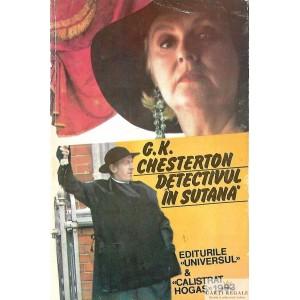 DETECTIVUL IN SUTANA de G. K. CHESTERTON