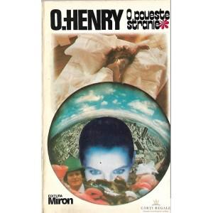 O POVESTE STRANIE de O. HENRY