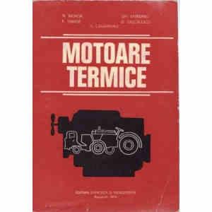 MOTOARE TERMICE de N. BATAGA, GH. ZATREANU