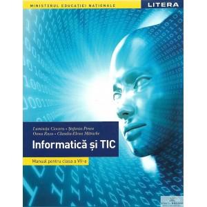 INFORMATICA SI TIC. CLASA A VII A de LUMINITACIOCARU
