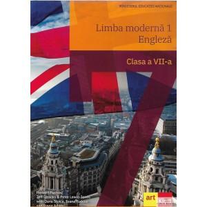 LIMBA ENGLEZA. MANUAL CLASA A VII A de HERBERT PUCHTA