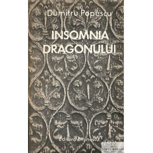 INSOMNIA DRAGONULUI de DUMITRU POPESCU