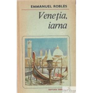 VENETIA, IARNA de EMMANUEL ROBLES