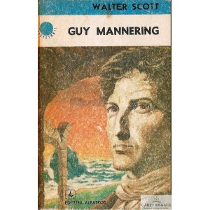 GUY MANNERING de WALTER SCOTT