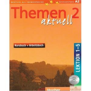 THEMEN AKTUELL 2 LEKTION 1-5 A2 cu CD de HARTMUT AUFDERSTRASE