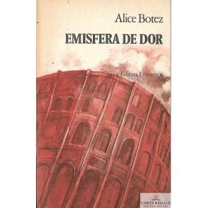 EMISFERA DE DOR de ALICE BOTEZ