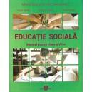 EDUCATIE SOCIALA. MANUAL PT CLASA A VII A de VICTOR BRATU. ED. CORVIN