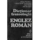 DICTIONAR FRAZEOLOGIC ENGLEZ-ROMAN de ADRIAN NICOLESCU