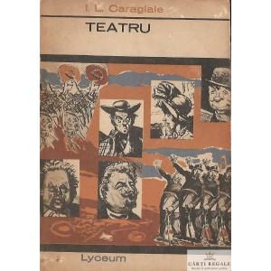 TEATRU de I.L. CARAGIALE
