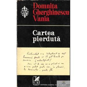 CARTEA PIERDUTA de DOMNITA GHERGHINESCU-VANIA