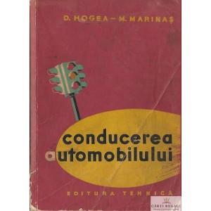 CONDUCEREA AUTOMOBILULUI de D. HOGEA