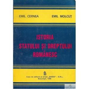 ISTORIA STATULUI SI DREPTULUI ROMANESC de EMIL CERNEA