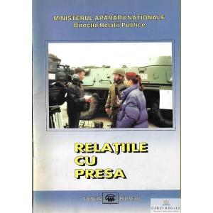 RELATIILE CU PRESA. GHID PENTRU OFITERII DE RELATII PUBLICE