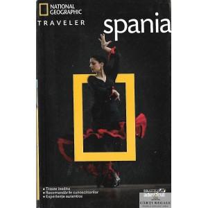 SPANIA. NATIONAL GEOGRAPHIC TRAVELER. BIBLIOTECA ADEVARUL de FIONA DUNLOP