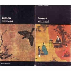 LUMEA CHINEZA de JACQUES GERNET 2 VOLUME