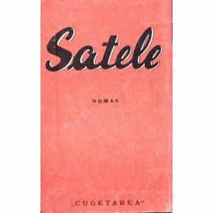 SATELE DE B. JORDAN (1938, CU AUTOGRAFUL AUTORULUI)