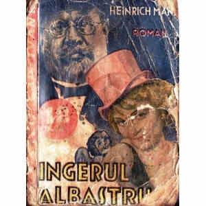 INGERUL ALBASTRU de HANRICH MANN
