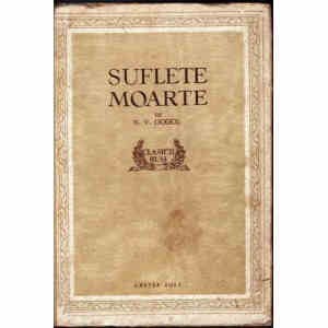 SUFLETE MOARTE de N. V. GOGOL