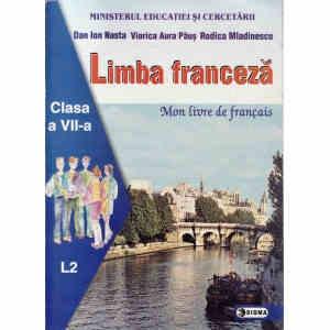 LIMBA FRANCEZA MANUAL CLASA a VII a LIMBA 2 de DAN ION NASTA