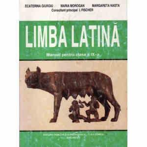 LIMBA LATINA CLS A IX A ED. DIDACTICA de ECATERINA GIURGIU