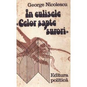 IN CULISELE CELOR SAPTE SURORI de GEORGE NICOLESCU