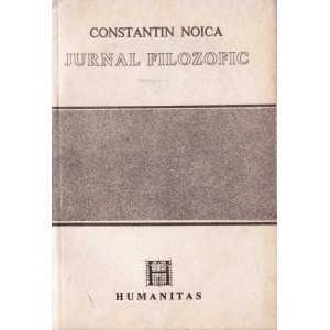 JURNAL FILOZOFIC de CONSTANTIN NOICA