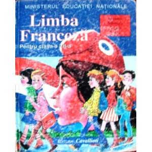 Manual LIMBA FRANCEZA CLS A VII A ED. CAVALLIOTI